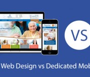 Responsive Web Design vs Dedicated Mobile Website